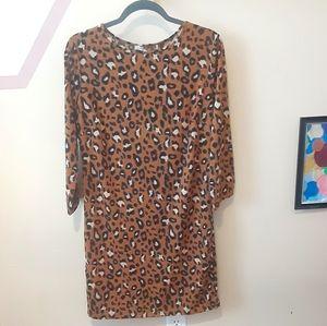 Forever 21 Leapord Dress